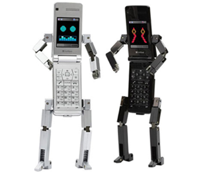 The humans are dead. Do the robo-boogie. Cellphone Gadgets